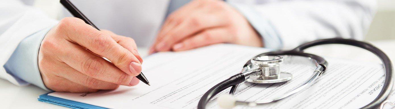 Судебно-медицинская экспертиза по копиям документов