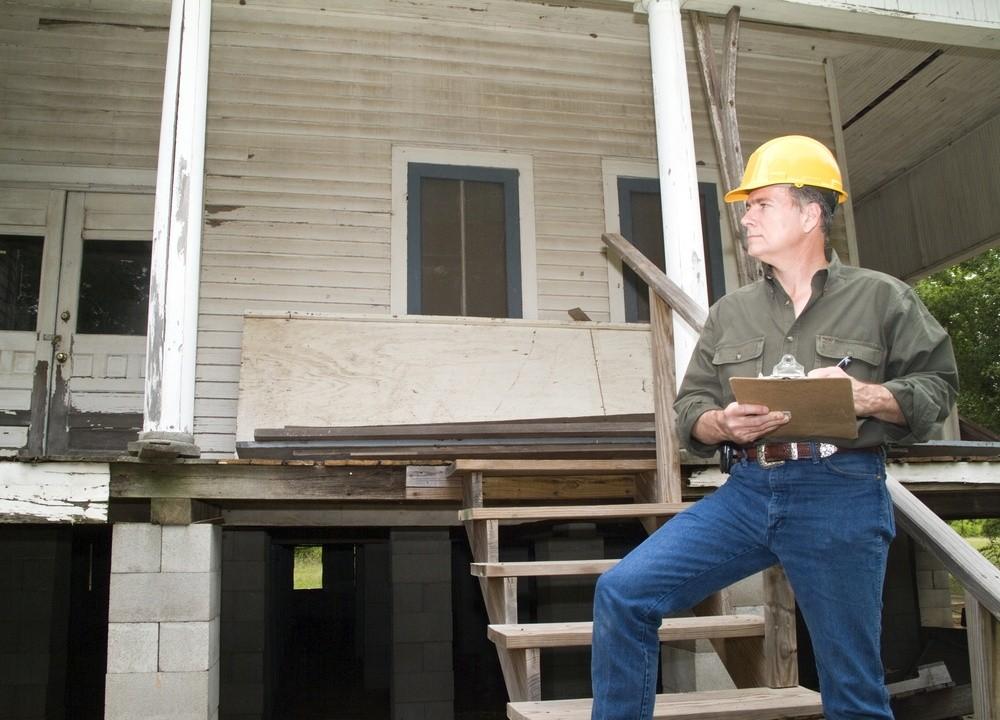 Обследование домов перед покупкой